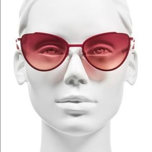 🌟NEW🌟 Marc Jacobs 56mm Cat Eye Pink Sunglasses